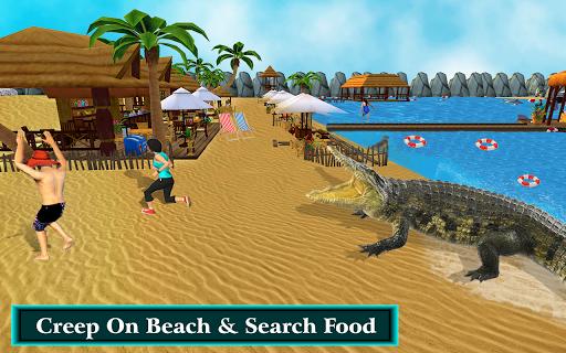 Hungry Crocodile Simulator Attack 2.1 screenshots 2