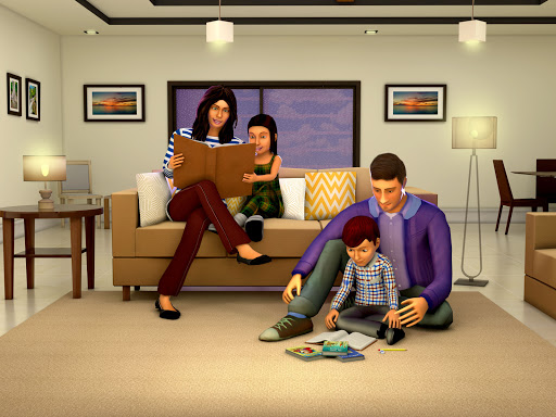 Family Simulator - Virtual Mom Game screenshots 11