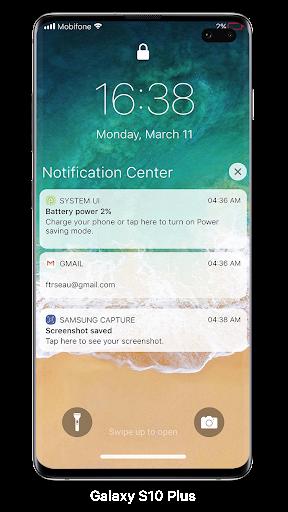 Lock Screen & Notifications iOS 14 1.5.0 screenshots 4