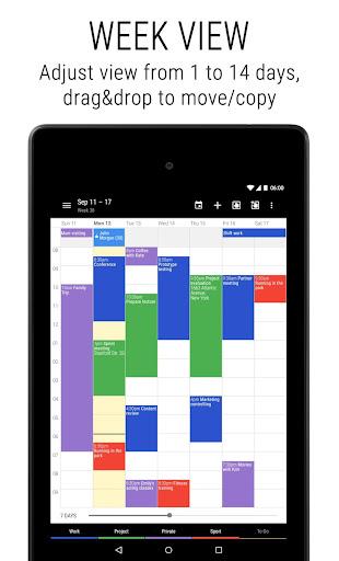 Business Calendar 2 - Agenda, Planner & Widgets 2.41.4 Screenshots 18