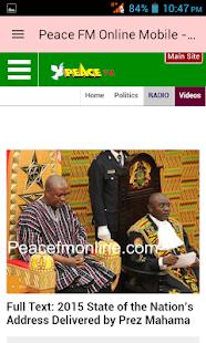 Ghana News App