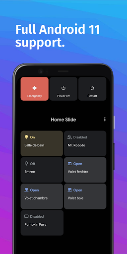 Home Slide for Home Assistant  Screenshots 3