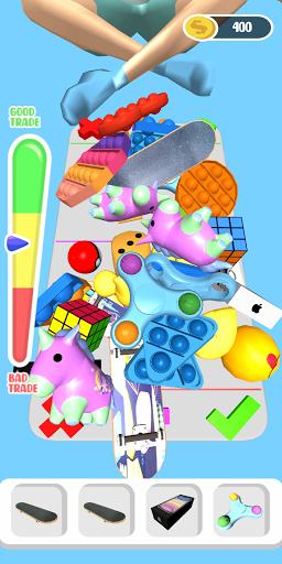 Fidget Trading Master toys & Pop it ASMR Games 3.2 screenshots 10