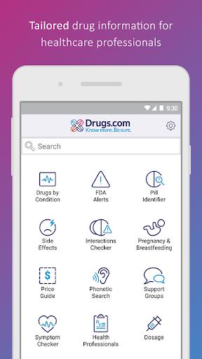 Drugs.com Medication Guide 2.10.3 Screenshots 8