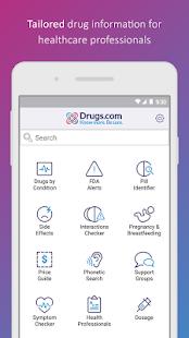 Drugs.com Medication Guide 2.12.1 Screenshots 8