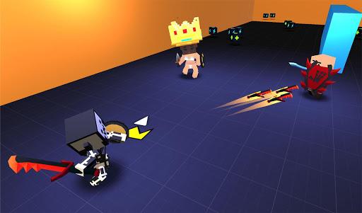 block throw io - battle royale game screenshot 3