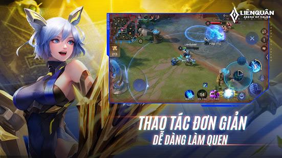 Garena Liu00ean Quu00e2n Mobile 1.41.1.9 Screenshots 17