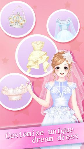 ud83dudc70ud83dudc92Anime Wedding Makeup - Perfect Bride 2.6.5052 screenshots 13