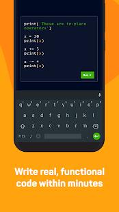 Learn Python Screenshot