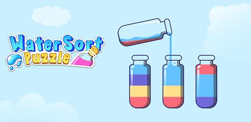 Screenshot of Water Sort Puzzle - Color Sorting Game