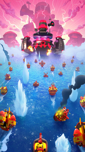 Sea Game: Mega Carrier  screenshots 5