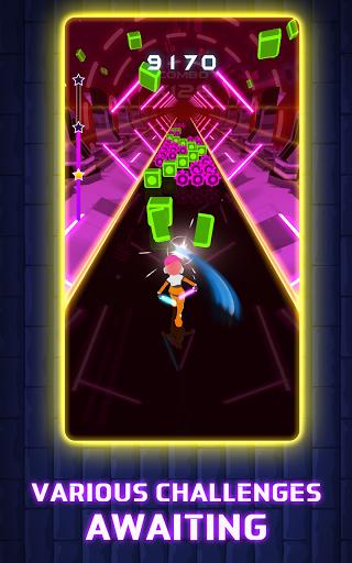 Beat Blader 3D: Dash and Slash! screenshots 18