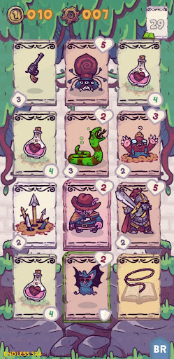 Card Hog - Rogue Card Puzzle 1.0.132 screenshots 3