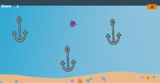 Télécharger Gratuit Zaggy Fish APK MOD (Astuce) screenshots 2
