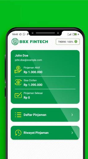 apk BBX Fintech Aplikasi pinjaman online langsung cair syarat mudah