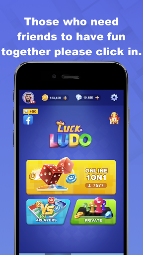 LuckLudo android2mod screenshots 3