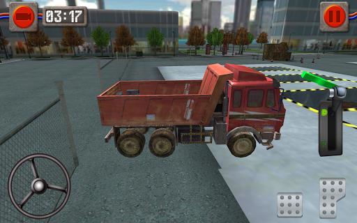 Construction Dump Truck  screenshots 4