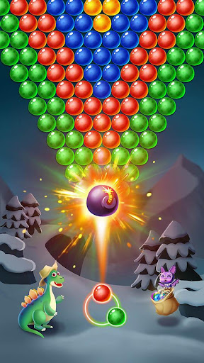 Bubble shooter - Free bubble games  screenshots 2