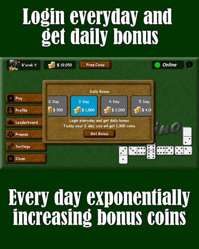 Dominoes Game apkdebit screenshots 4