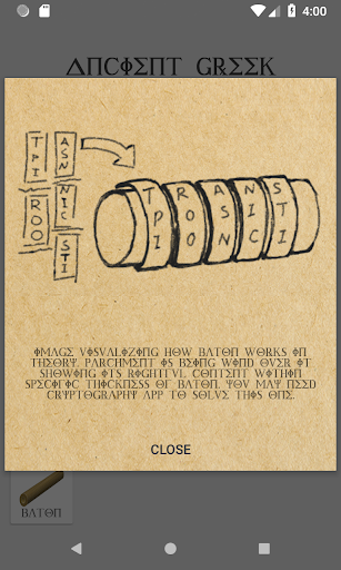 the story of crypto - cryptography puzzle game screenshot 2