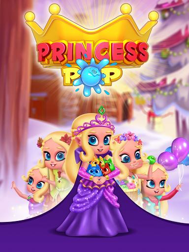 Princess Pop - Bubble Games screenshots 16