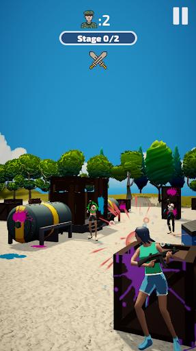 Code Triche Paint Wars APK MOD (Astuce) screenshots 2