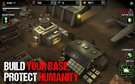 Zombie Gunship Survival - Action Shooter 1.6.15 screenshots 9