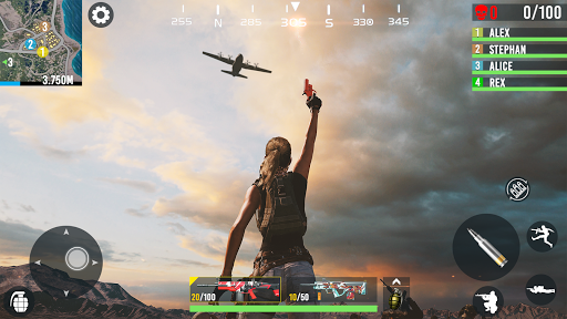 Top Commando Secret Mission - Free Shooting Games  screenshots 8