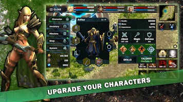 Fantasy Heroes: Legendary Raid RPG Action Offline