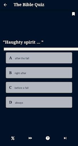 The Bible Quiz 3.7.6 screenshots 7