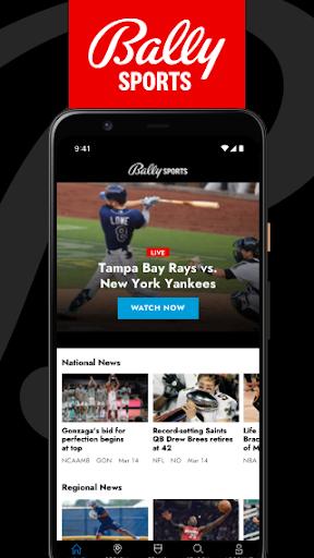 Bally Sports  screenshots 1