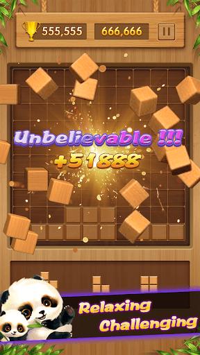 Wood Block Puzzle - Classic Wooden Puzzle Games 1.0.1 screenshots 14