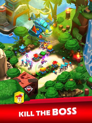 Zombie Defense : Idle Game 1.6 screenshots 9