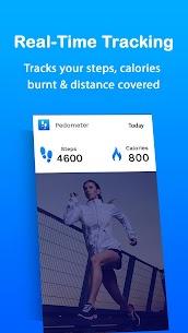 Pedometer Step Counter & Calorie Tracker v1.10 (Premium) by Quantum4u 3