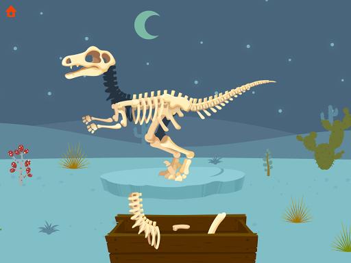 Jurassic Dig - Dinosaur Games for kids apkmr screenshots 7