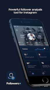 Followers+ Followers Analytics for Instagram MOD (Premium) 1