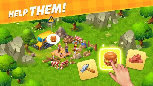 Farm City : Farming & City Building Apkfinish screenshots 23