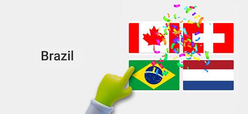 Guess the Flag - World Flags Quiz, Trivia Game screenshots 7