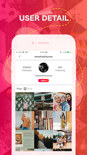 Real Followers Recommend for Instagram screenshots 4
