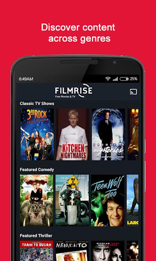 Foto do FilmRise - Watch Free Movies and classic TV Shows