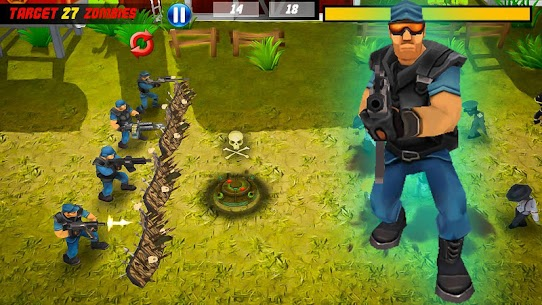 Metal Squad Soldier Defense Hack Online (Android iOS) 3