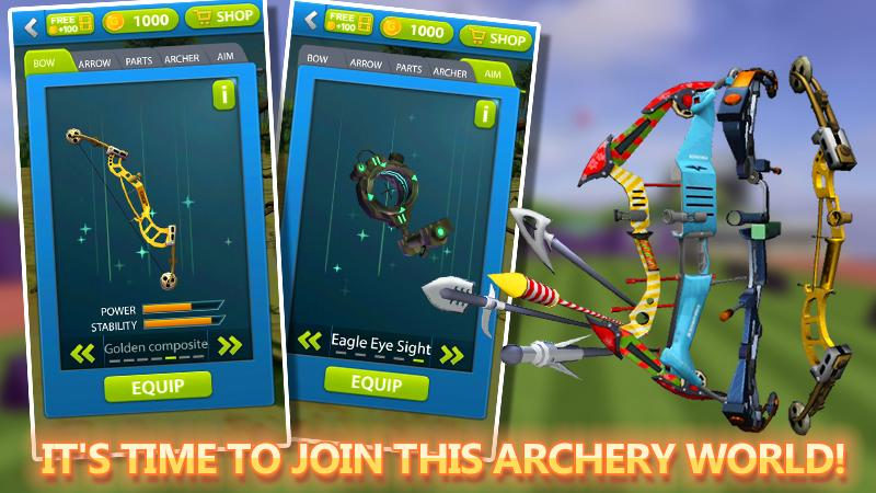 Archery Master 3D  poster 23