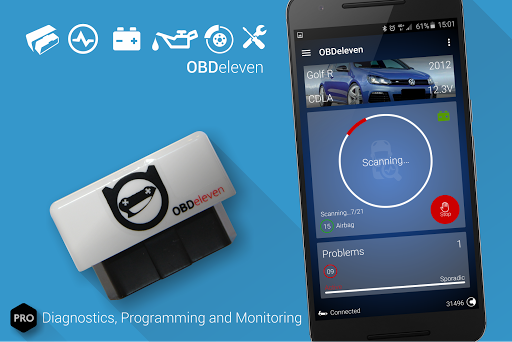 OBDeleven car diagnostics 0.30.0 Screenshots 17