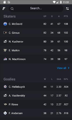 Fleeced Fantasy Hockey 1.4.6 screenshots 1