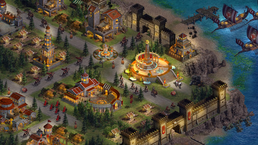 Abyss of Empires: The Mythology Apkfinish screenshots 21