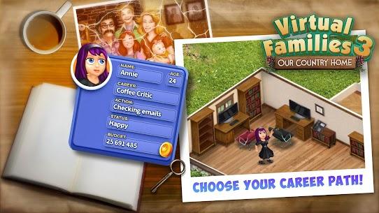 Virtual Families 3 MOD APK (Unlimited Money) 5