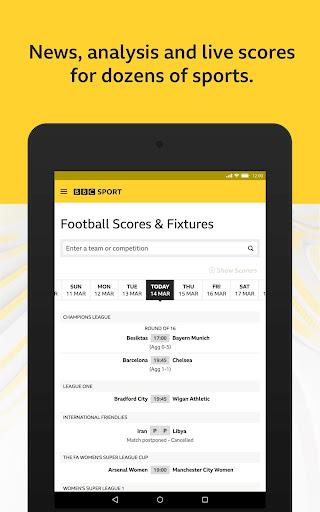 BBC Sport - News & Live Scores apktram screenshots 10
