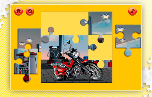 Kids Puzzles for Boys  screenshots 9