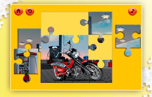 Kids Puzzles for Boys apkslow screenshots 9