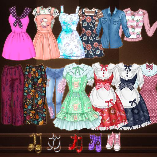 Moda de Kawaii Secundaria – Anime Vestir